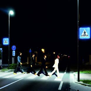 Illuminazione attraversamenti pedonali